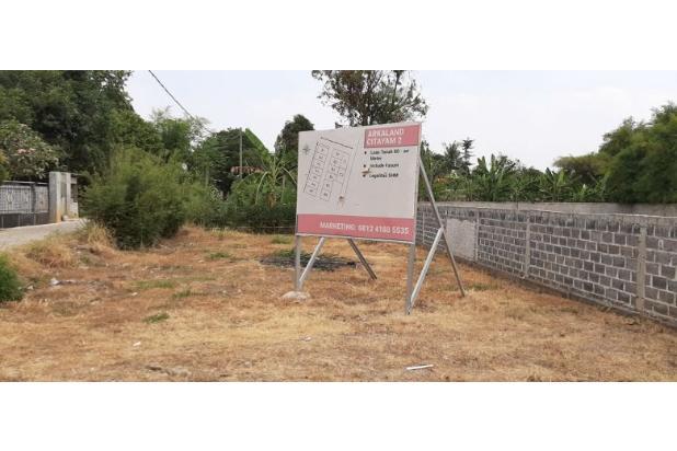Rp259jt Tanah Dijual