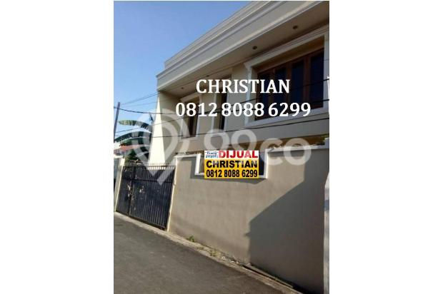 Di Jual Bersertifikat Rumah Tasbe Cengkareng uk.10x15 Harga Nego Jarang Ada 13739487
