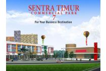 SENTRA TIMUR COMMERCIAL PARK 7&8