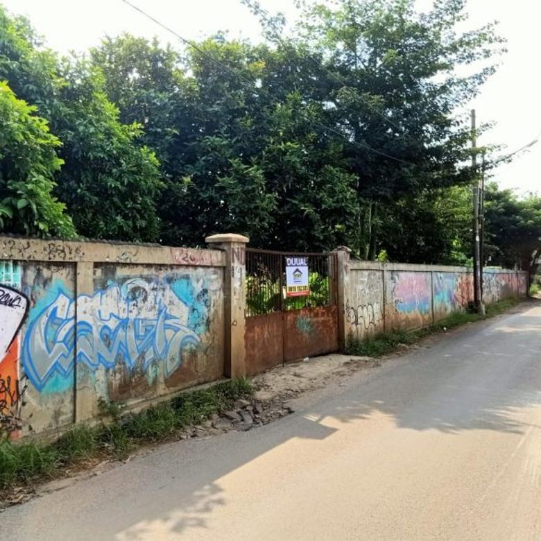 Tanah Rata Siap Bangun di Jl.Kayu Putih, Cinangka, Pondok Cabe