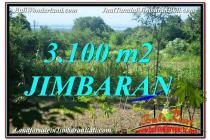 TANAH DIJUAL MURAH di JIMBARAN BALI 3,100 m2 di Jimbaran Uluwatu