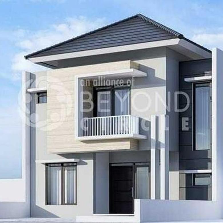 Rumah Cantik Baru 2 Lantai di Batu Indah Bandung