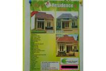 Rumah murah di dekat stasiun Citayam