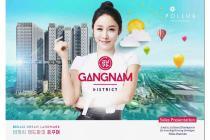 Apartement Gangnam District, Bekasi (Hunian STRATEGIS Nuansa KOREA)
