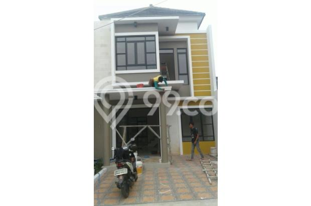Rumah Murah di Bekasi, Mudah Bisa KPR Tanpa DP 17994787