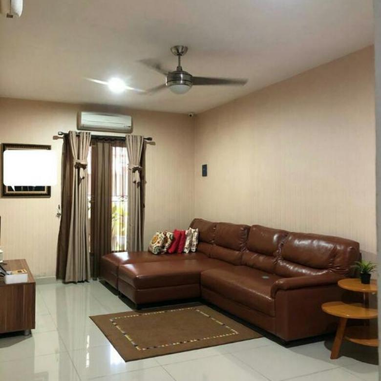 @Rumah 2 lantai termurah, lingkungan asri rawamangun jakarta timur
