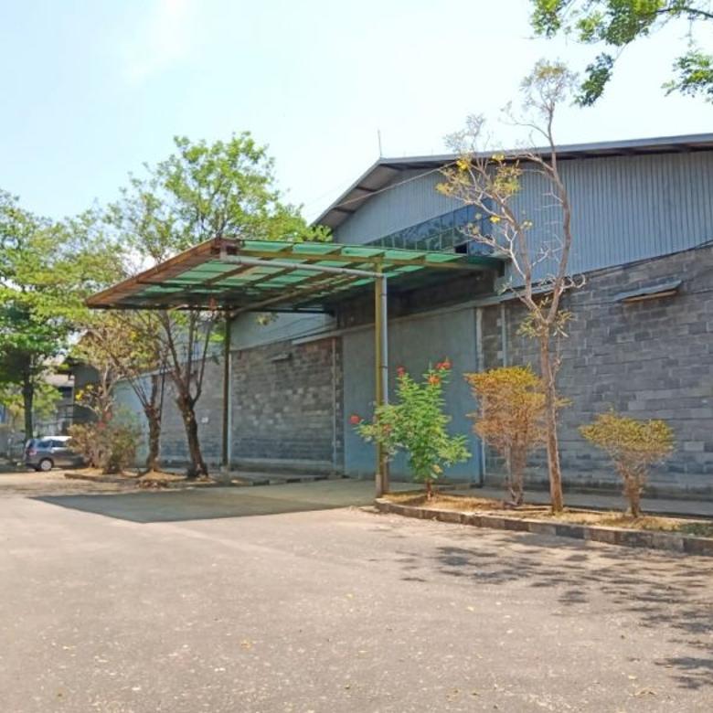 Pabrik 4,4 Ha Dikabuten Bandung
