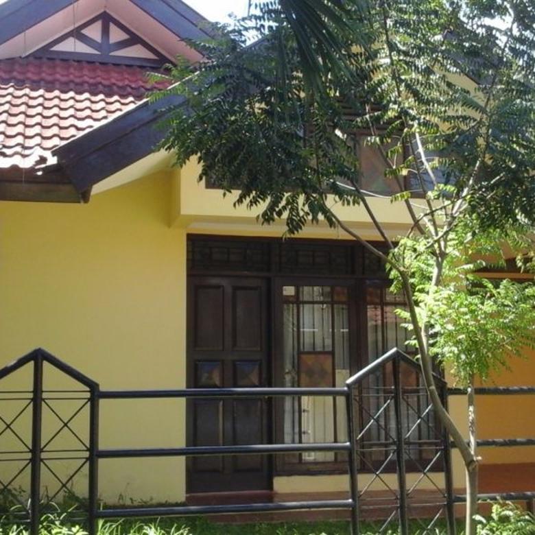 Rumah Asri di Pamulang