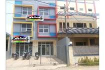 Rumah Toko Siap Usaha di Bintara 8