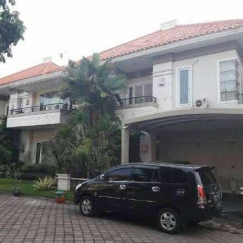 Rumah minimalis, lingkungan Aman dan Nyaman di Regency 21, Surabaya