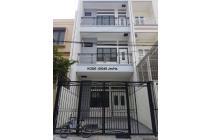 KODE :09349(Jm/Ha) Rumah Dijual Muara Karang, Luas 5x15 Meter