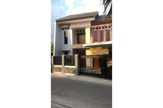 rumah 2 lantai dalam kawasan kota area umbulharjo