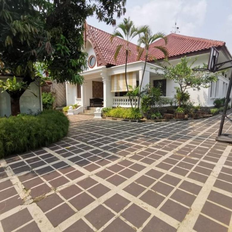 Dijual Rumah Jl borobudur Menteng Rp. 60 Milyar With small off