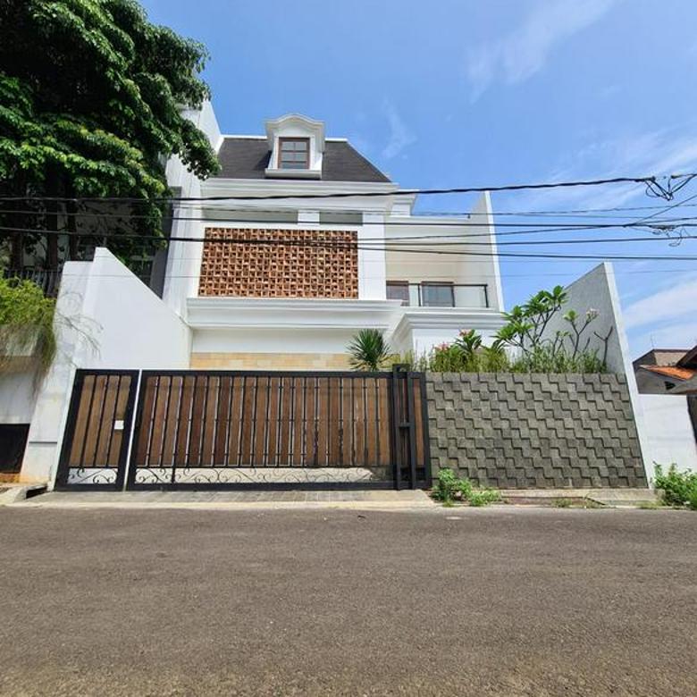 BRAND NEW HOUSE @ CILANDAK DALAM KOMPLEK PRIVATE POOL