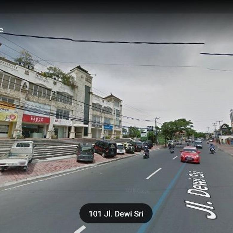 Tanah Jalan Utama Dewi Sri Kuta legian # Nakula Sunset Road