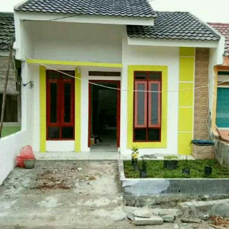 Rumah murah subsidi indent 2 bln dari booking fee