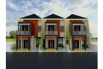 Rumah 2 Lantai Siap Bangun Spek Mewah Kredit Syariah