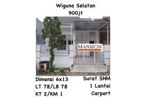 Rumah Wiguna Gunung Anyar Surabaya  dkt Rungkut Minimalis Nego
