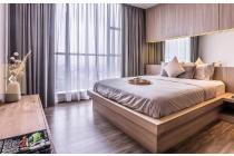 Apartemen Four Winds Senayan Jakarta Selatan, ukuran Studio