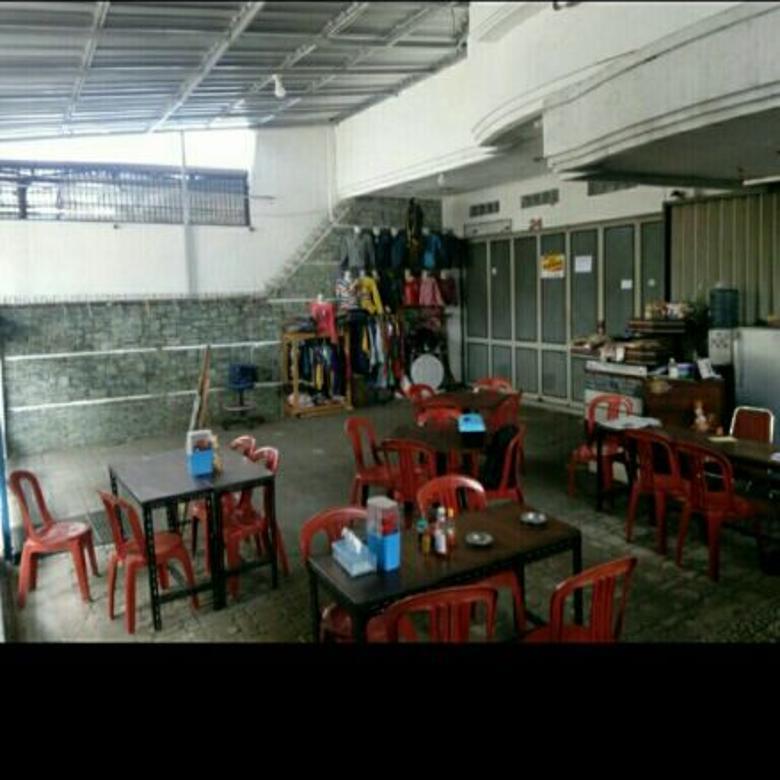 Dijual Rumah + Toko di Sayap Sudirman Bandung