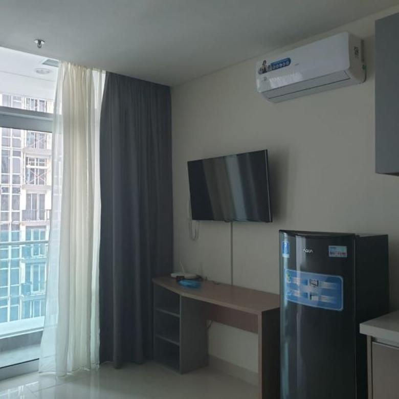 Disewakan Apertement Brooklyn  Tower B Alam Sutera Type Studio