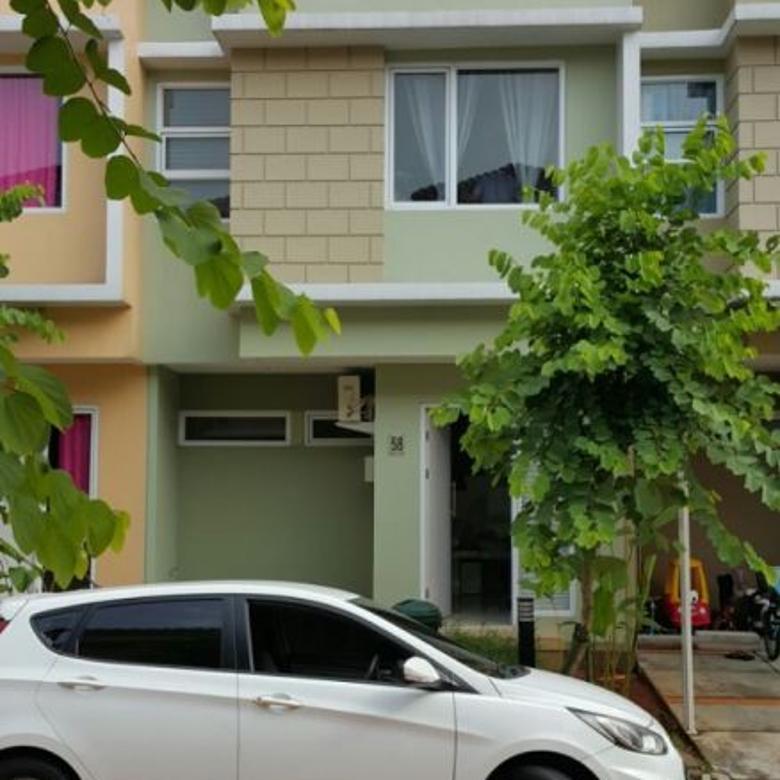 Dijual Cepat Rumah Virginia Village Gading Serpong Tangerang