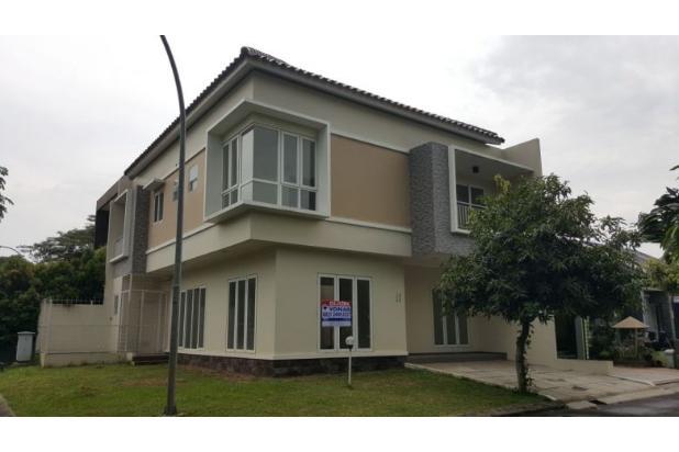 Rumah di Cluster Sutera Jelita, Alam Sutera, Tangerang, lokasi sangat strat 14132612