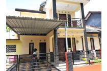 Rumah Mewah Siap Huni Berkonsep Tropis di Tajem