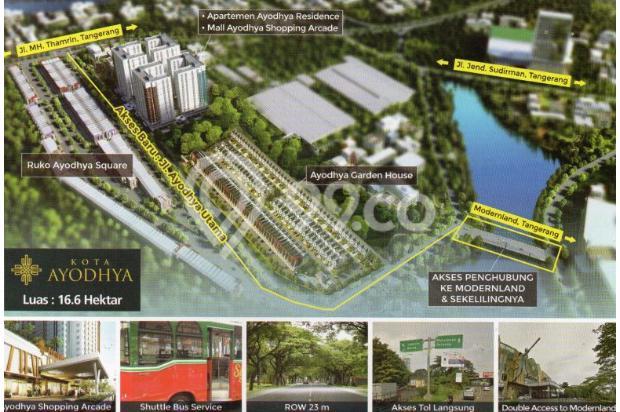 Rumah Dijual Cepat di Ayodhya Garden House CBD Tangerang 15799615
