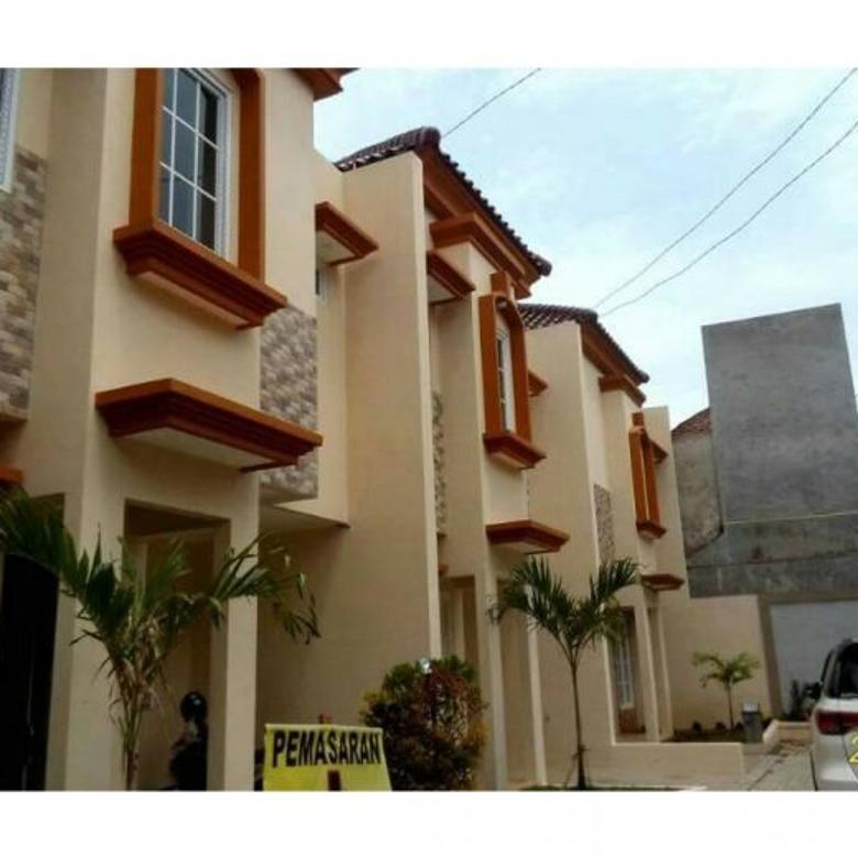 GELAGAH HILLS Townhouse Syariah di Cirendeu, Selatan Jakarta