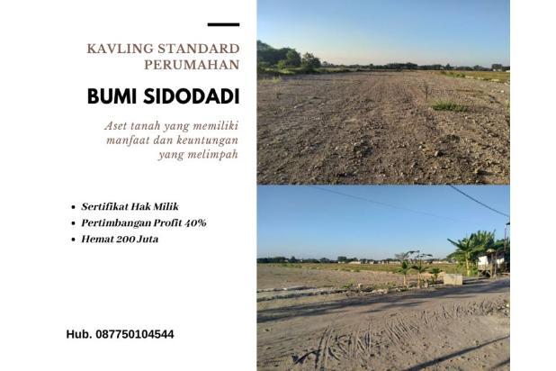 Rp2,5jt Tanah Dijual