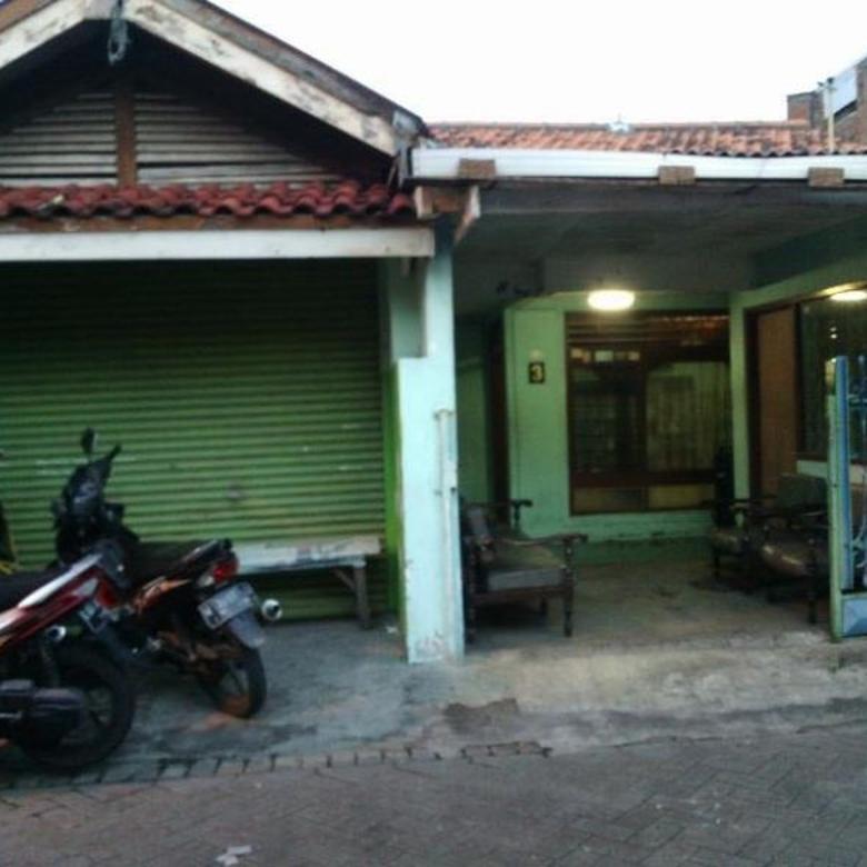 Rumah second siap huni di jl Nginden Kota Surabaya