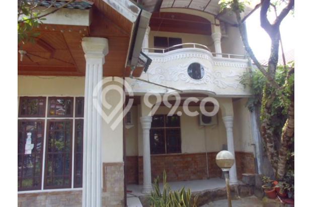 DIJUAL SEGERA Rumah Tinggal Permanent Ukuran Besar 17713588