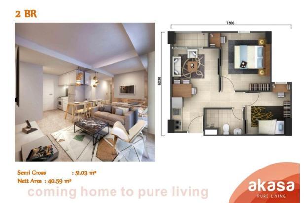 Rp339jt Apartemen Dijual