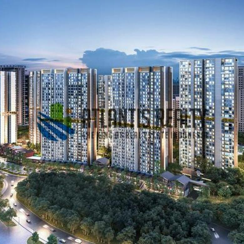Apartement mewah Elevee penthouse and residence apartment alam sutera