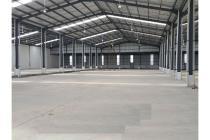 Gudang di Kawasan Industri Newton Technopark, Hyundai Cikarang