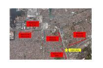 Tanah Luas 5000 m2, dekat Pelabuhan Tanjung Priok, Cilincing, Jakarta Utara