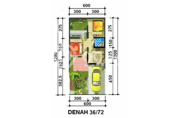 Rumah Siap Huni Deket Bandara SOETA Tangerang 15424206