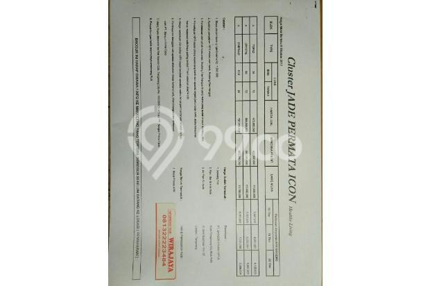 Rumah Siap Huni Deket Bandara SOETA Tangerang 15424208