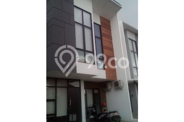 Bebas biaya KPR, Rumah cluster karawang barat 16009648