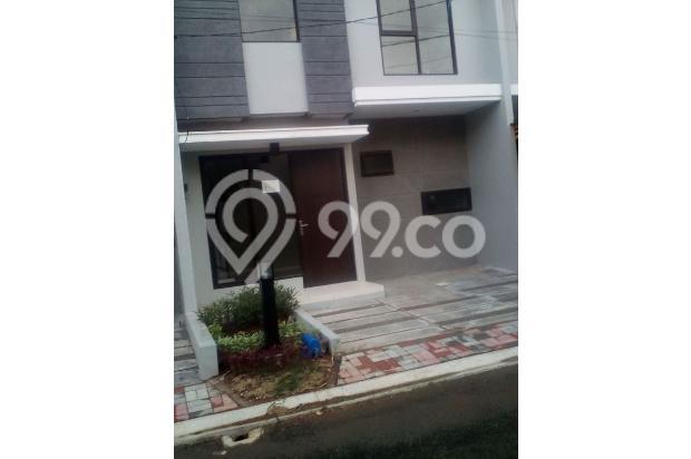 Bebas biaya KPR, Rumah cluster karawang barat 16009657