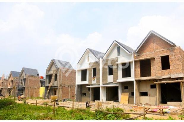 Bebas biaya KPR, Rumah cluster karawang barat 16009663