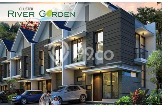 Bebas biaya KPR, Rumah cluster karawang barat 16009666