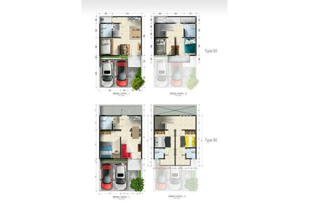 Rp999jt Rumah Dijual