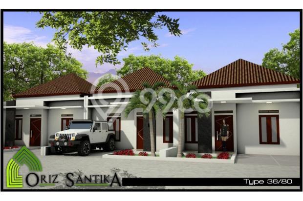 Rumah 420 Juta Nempel Taman Wisata Pasir Putih Depok 6152849
