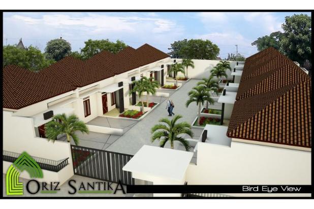 Rumah 420 Juta Nempel Taman Wisata Pasir Putih Depok 6152851