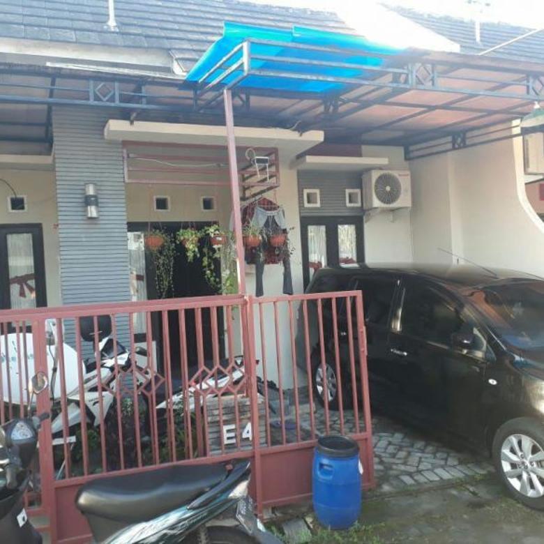 Rumah minimalis Tipe.50/75 dekat Balong Waterpark