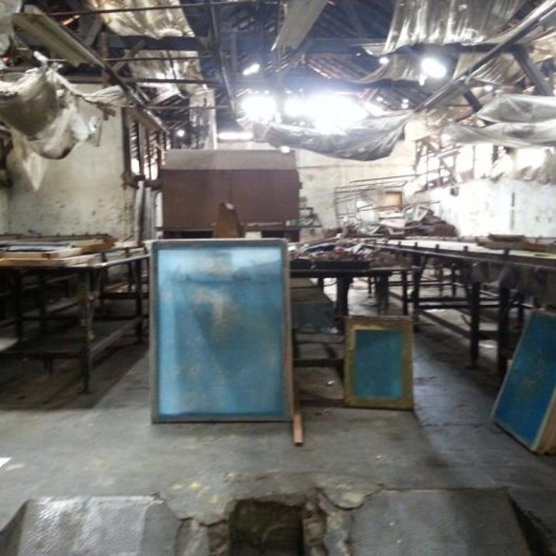 Pabrik di Kiara Condong