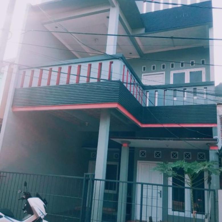 Rumah di Tanah Baru, Minimalis 2.5Lt, dlm Prmhn, Beji