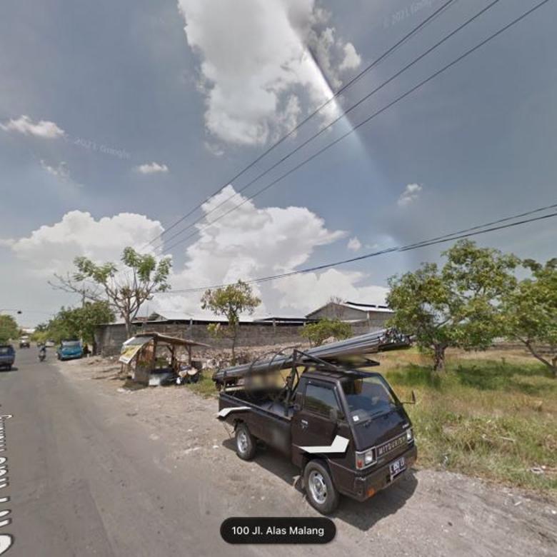 Tanah Alas Malang Dekat Citraland Palma dan JLLB